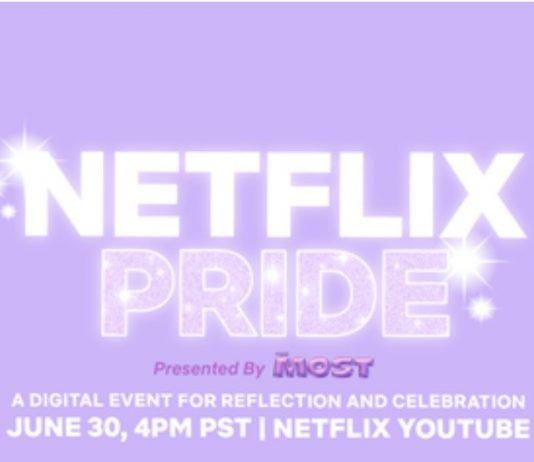 Netflix Pride